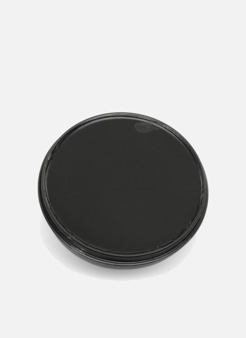 Schuhpflegeprodukte Famaco Luxus-Schuhcreme all-in-one (Reinigung, Pflege, Glanzeffekt) schwarz ansicht von links