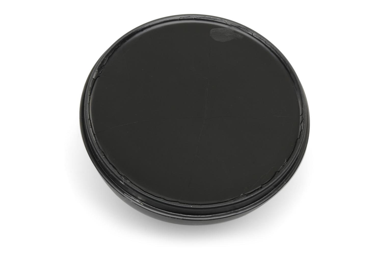 Produits d'entretien Famaco Cirage luxe 100 Ml Noir vue gauche