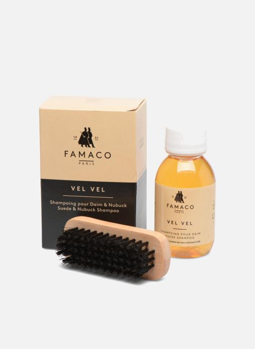 Accessori e pulizia Famaco Shampoo per camoscio  Incolore vedi dettaglio/paio