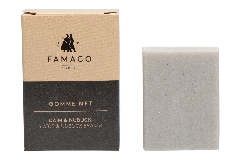 Produits d'entretien Famaco Gomme à daim Incolore vue détail/paire