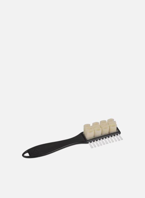 Onderhoudsproducten Famaco Scrub handborstel  met korte steel Zwart detail