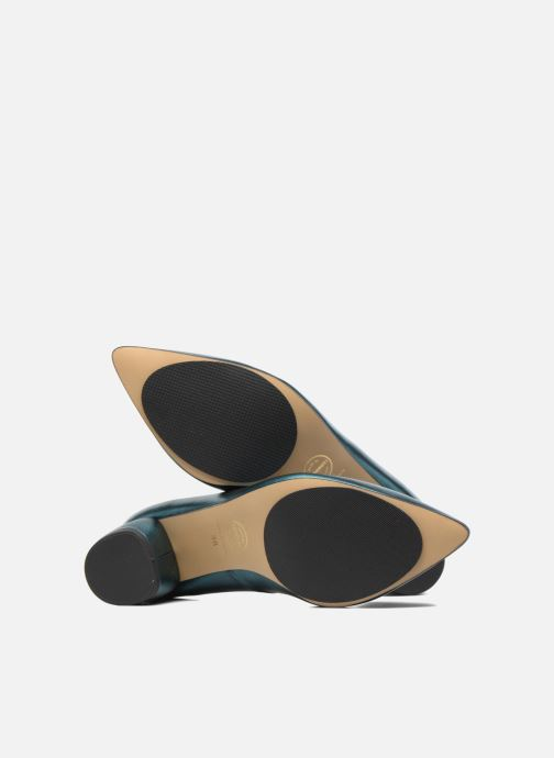 Insoles Famaco Half-size insole-exterior Black view from above