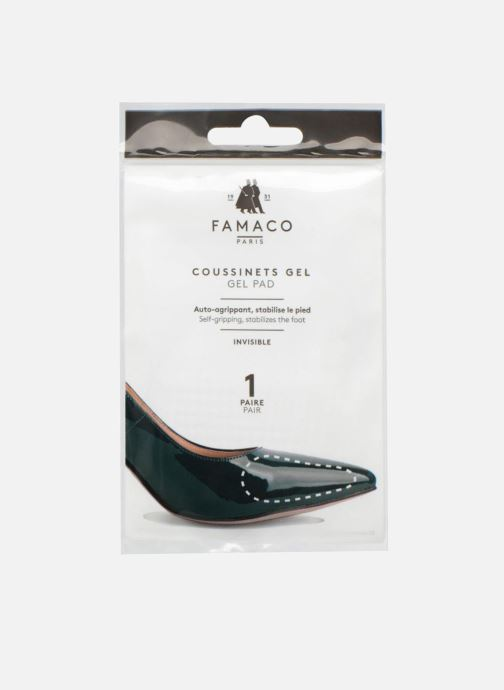 Semelles Famaco Coussinet Gel Incolore vue portées chaussures