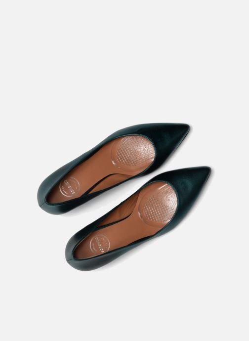 Insoles Famaco Cushion pad gel Colorless view from the left