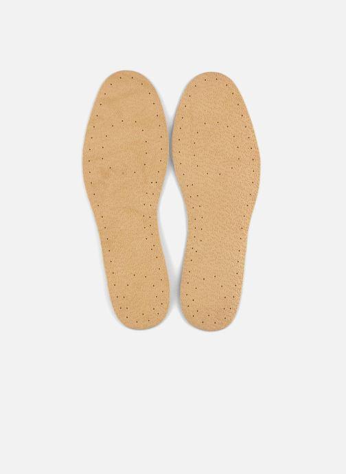 Såler Famaco Læder og kork indersål til herre Beige detaljeret billede af skoene