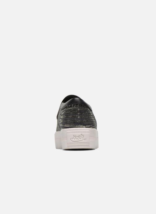 Sneakers Ash Karma Zwart rechts