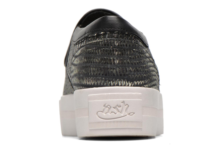 Baskets Ash Karma Noir vue droite