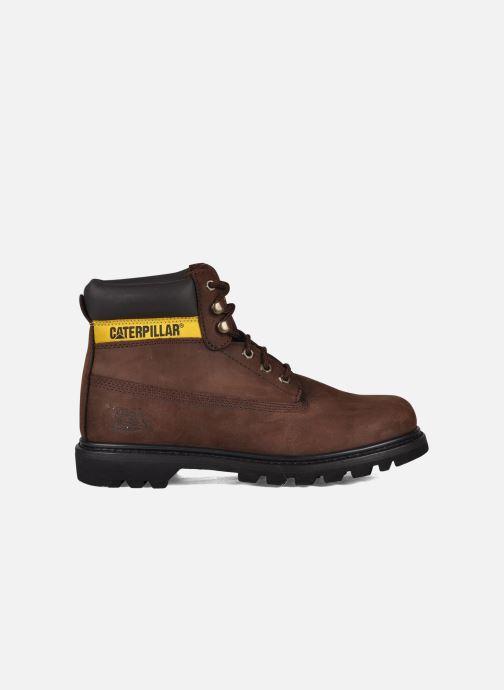 Boots en enkellaarsjes Caterpillar Colorado Bruin achterkant