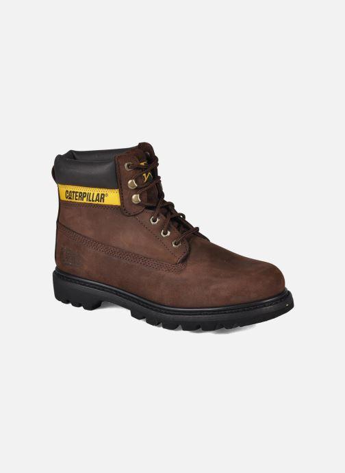 e997aa9f723332 Caterpillar Colorado (Marron) - Bottines et boots chez Sarenza (46459)