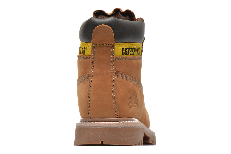 Bottines et boots Caterpillar Colorado Beige vue droite