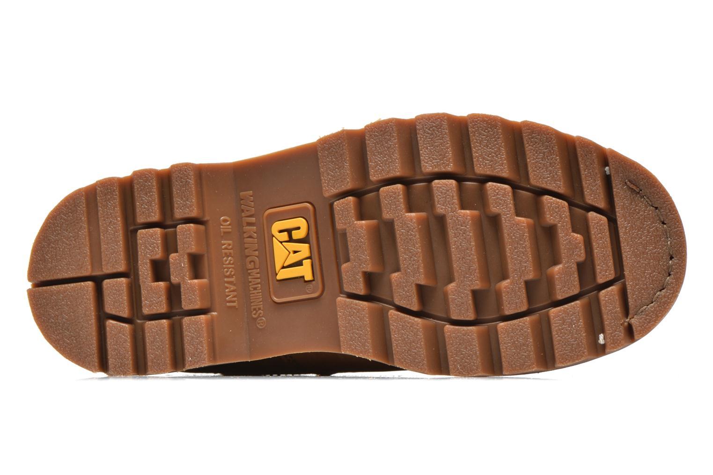 Bottines et boots Caterpillar Colorado Beige vue haut
