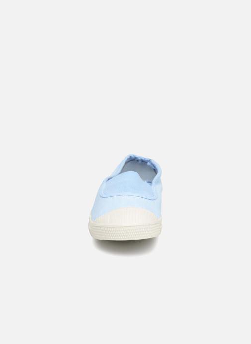 Ballerinaer Bensimon Tennis Elastique E Blå se skoene på