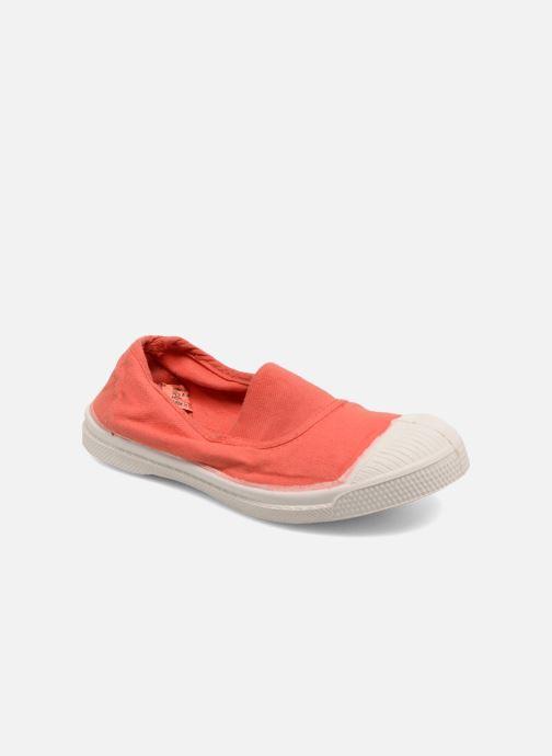 0fcd513b3eaf57 Bensimon Tennis Elastique E (Orange) - Ballerines chez Sarenza (316843)