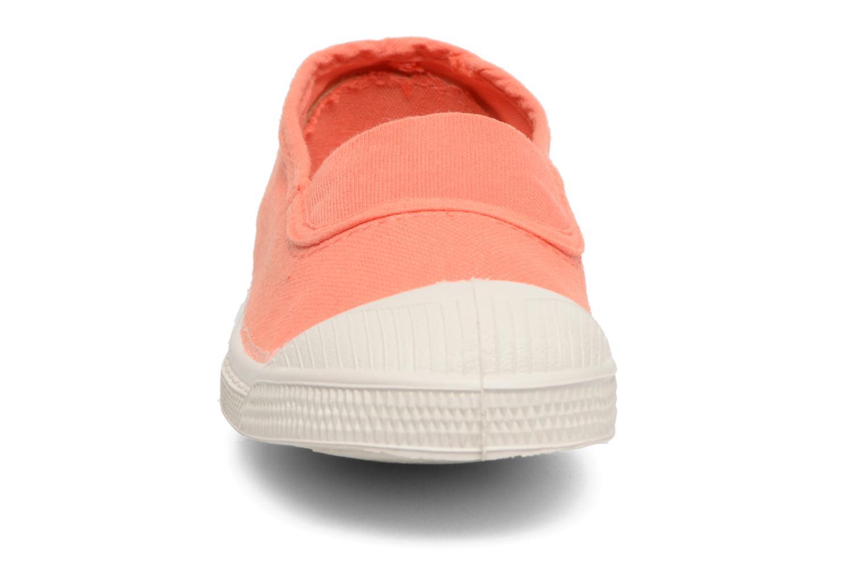 Ballerina Bensimon Tennis Elastique E Orange bild av skorna på