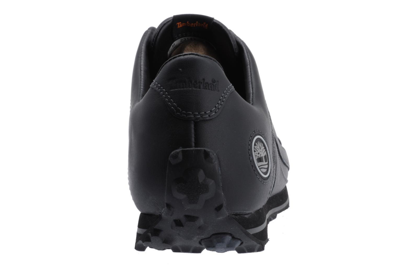 Sneaker Timberland Fells Trainer schwarz ansicht von rechts