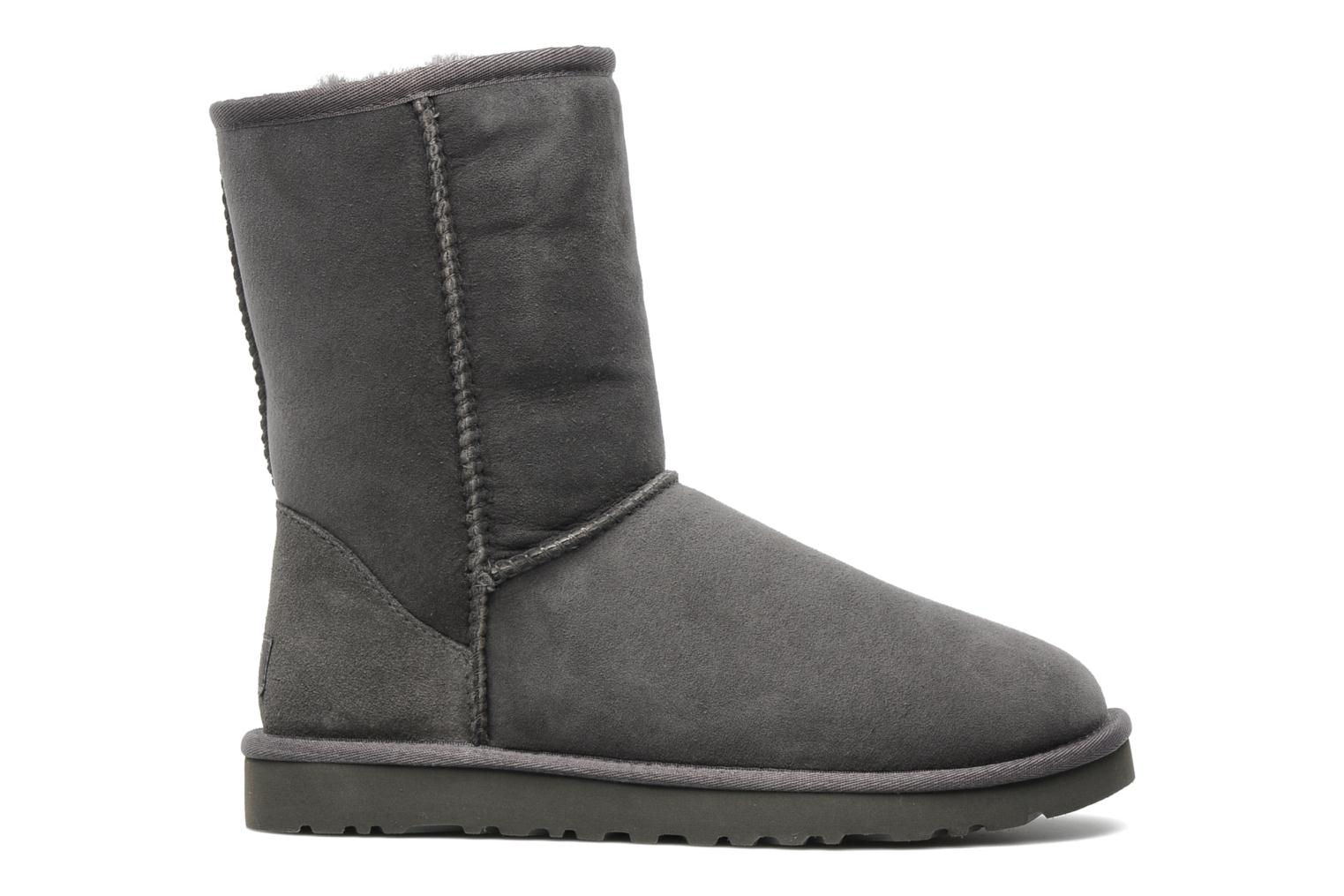 Ankle boots UGG Classic Short Grey back view
