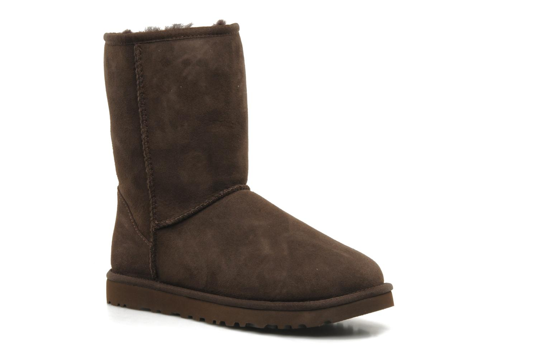 marron 6833 Bottines Classic Chez Et Short Sarenza Boots Ugg gq1OEx