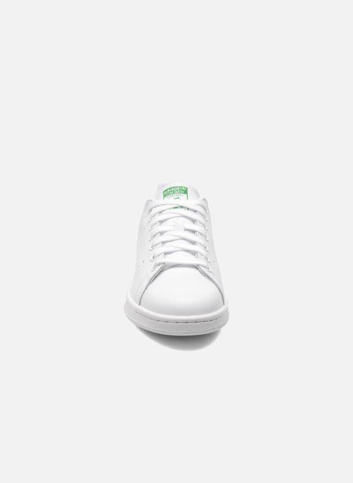 Sneakers adidas originals Stan Smith Bianco modello indossato