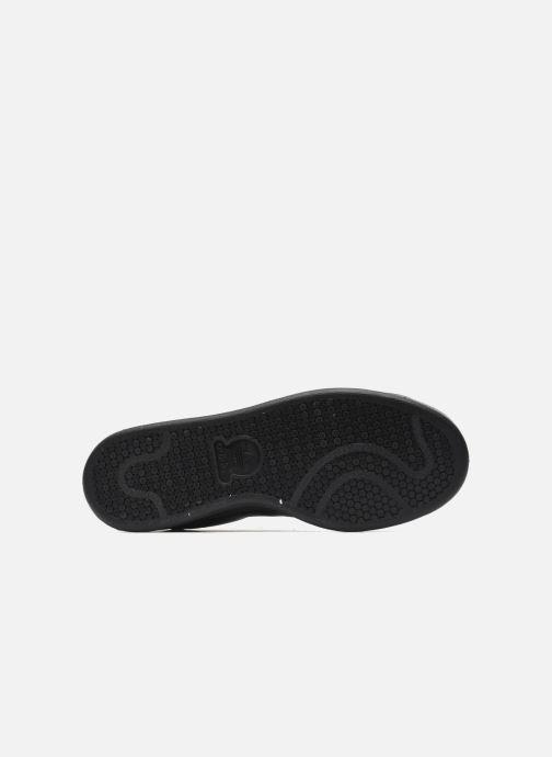 Sneaker adidas originals Stan Smith schwarz ansicht von oben