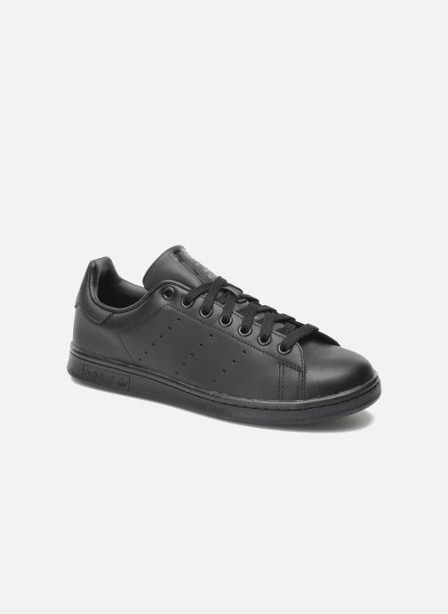 Sneakers adidas originals Stan Smith Zwart detail