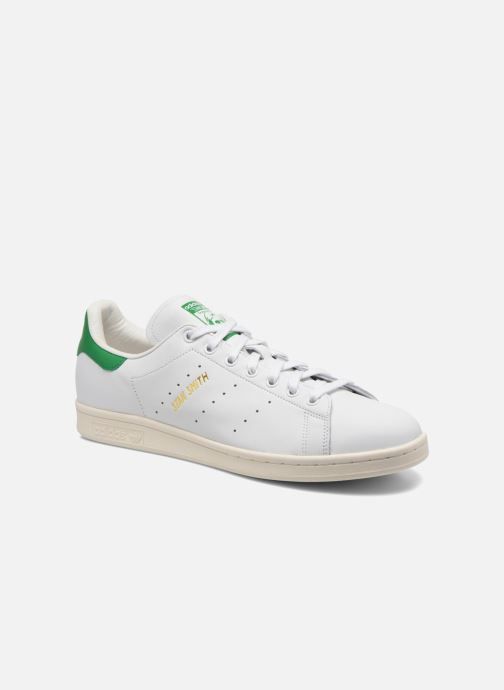 newest 01afc 10c8e Deportivas Adidas Originals Stan Smith Blanco vista de detalle   par