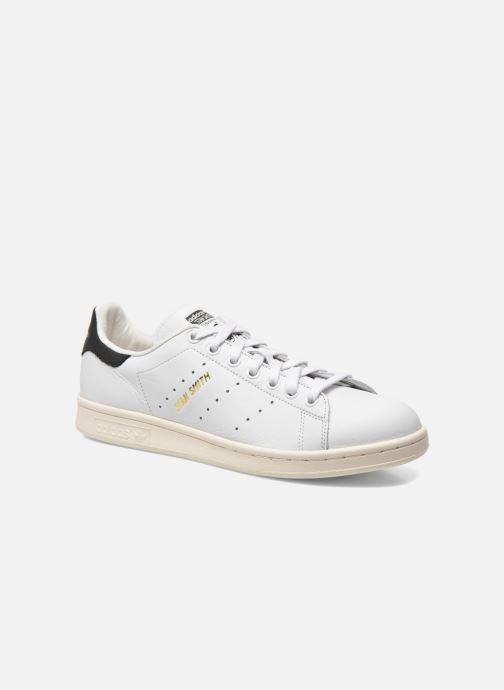Baskets adidas originals Stan Smith Blanc vue détail/paire