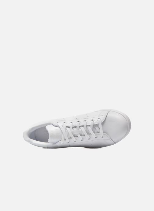 Deportivas adidas originals Stan Smith Blanco vista lateral izquierda
