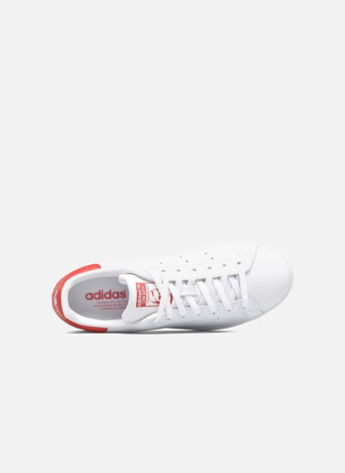 Sneakers adidas originals Stan Smith Bianco immagine sinistra
