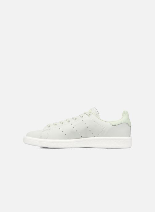 Deportivas adidas originals Stan Smith Verde vista de frente
