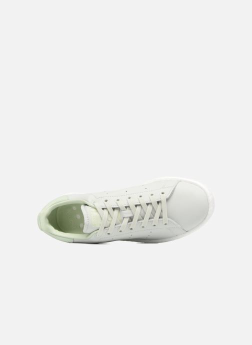 Deportivas adidas originals Stan Smith Verde vista lateral izquierda