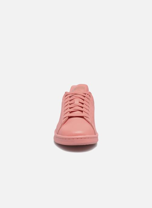Deportivas adidas originals Stan Smith Rosa vista del modelo