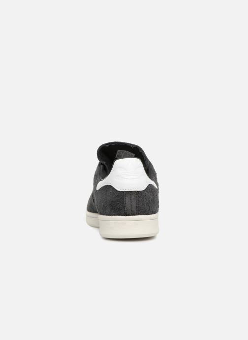 Baskets adidas originals Stan Smith Noir vue droite