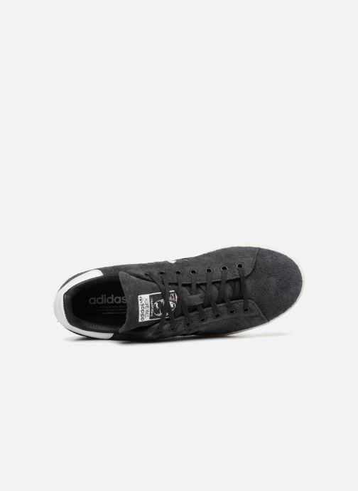 Deportivas adidas originals Stan Smith Negro vista lateral izquierda