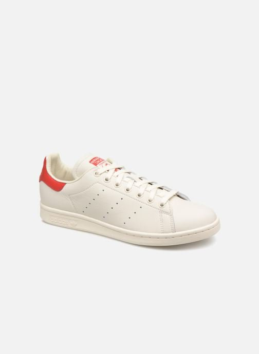 Deportivas adidas originals Stan Smith Blanco vista de detalle / par
