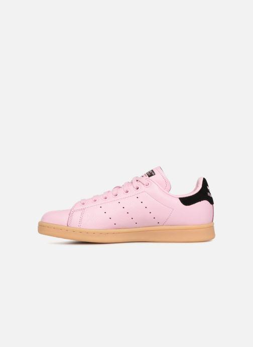 Sneaker adidas originals Stan Smith rosa ansicht von vorne