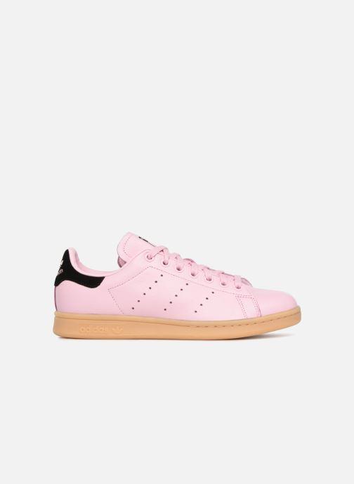 Sneaker adidas originals Stan Smith rosa ansicht von hinten