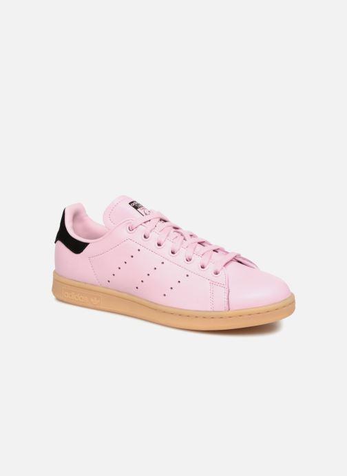 Baskets adidas originals Stan Smith Rose vue détail/paire