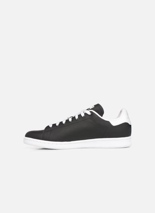 Sneakers Adidas Originals Stan Smith Svart bild från framsidan