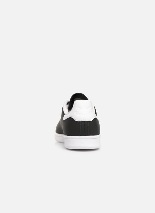 Sneakers adidas originals Stan Smith Svart Bild från höger sidan