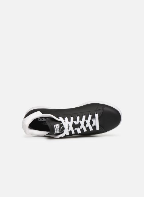 Trainers adidas originals Stan Smith Black view from the left