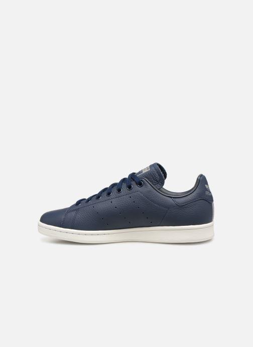 Sneaker adidas originals Stan Smith blau ansicht von vorne