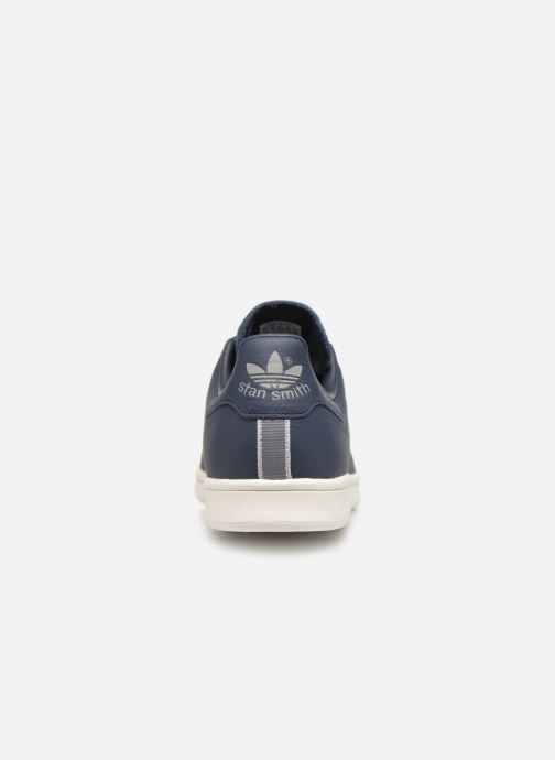Sneaker adidas originals Stan Smith blau ansicht von rechts