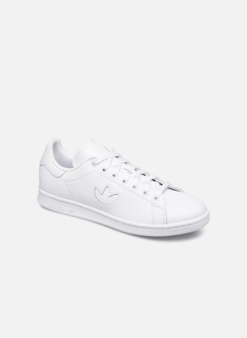 Trainers adidas originals Stan Smith White detailed view/ Pair view