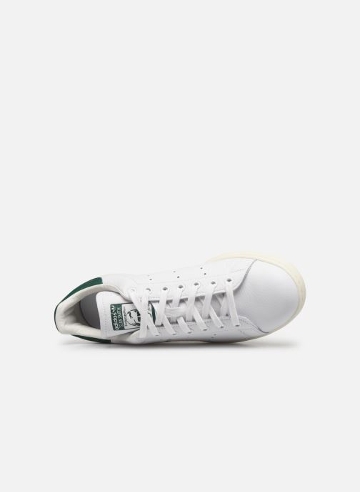 Trainers adidas originals Stan Smith White view from the left