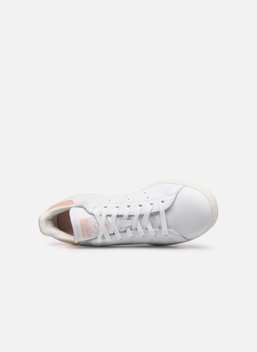 Baskets adidas originals Stan Smith Blanc vue gauche