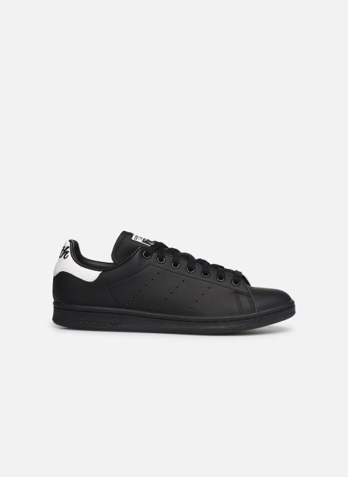 Sneakers adidas originals Stan Smith Zwart achterkant