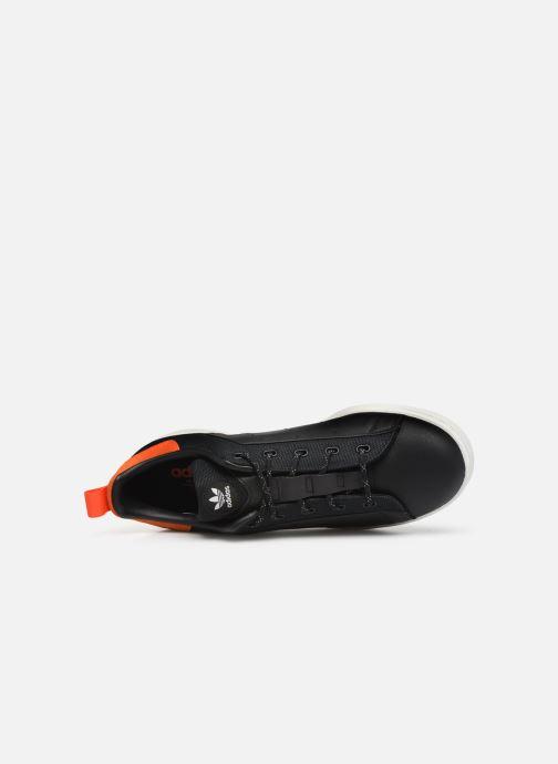 Sneakers adidas originals Stan Smith Nero immagine sinistra