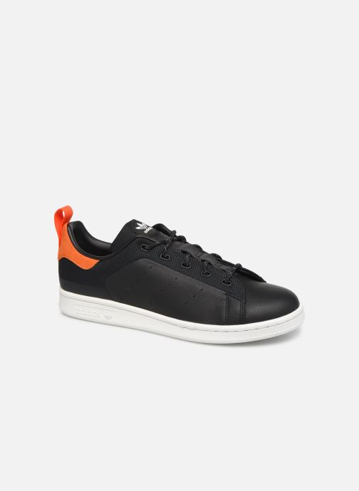 Deportivas adidas originals Stan Smith Negro vista de detalle / par