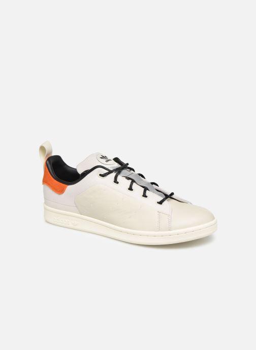 Baskets adidas originals Stan Smith Beige vue détail/paire