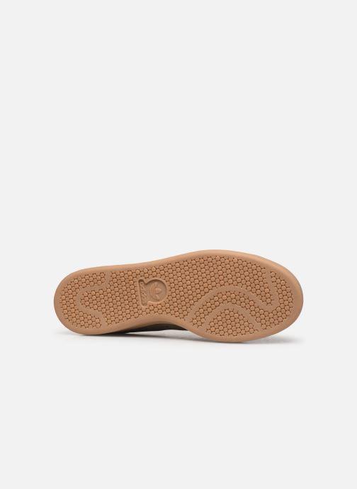 Sneaker adidas originals Stan Smith grün ansicht von oben